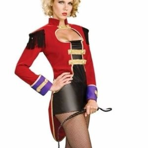 NEW Rubies Ring Master Mistress Costume XS